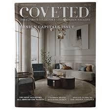 104 Interior Decorator Magazine Caffe Latte Home Neutral Modern Furniture Lighting