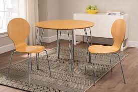 Retro Kitchen Chairs Walmart by Dhp Furniture Bentwood Shell Dining Chairs