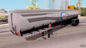 Tank Trailer From American Truck Simulator For GTA San Andreas