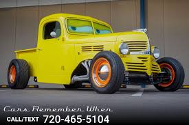 1940 Dodge Pickup Hot Rod 383 Stroker TH350 Street Rod For Sale ... 1940 Dodge Pickup For Sale 101412 Mcg Hot Rod 383 Stroker Th350 Street For Sale Towbin Dealer In Henderson Nv Wikiwand 10 Vintage Pickups Under 12000 The Drive Truck Network Classiccarscom Cc1146278 One Ton A Photo On Flickriver 1945 Halfton Classic Car Photos I Love My Truck Pinterest Trucks Trucks And Cars Plymouth Offered By Gateway These 11 Have Skyrocketed Value