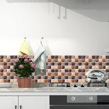 wasserdicht keramik fliesen design wand aufkleber küche wohnzimmer bad raum dekoration abnehmbare wand aufkleber