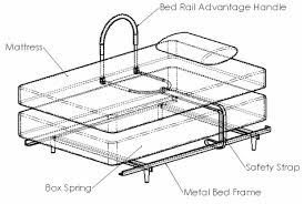 Halo Bed Rail by Lumarailfs Bed Assist Rail Best Bed Rails For The Elderly