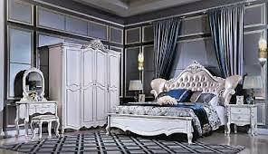 italienisches schlafzimmer barock rokoko antik stil möbel