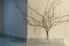 Tree Wall Decor With Pictures by Artistic Diy Tree Branches For Wall Decoration With Stunning Red