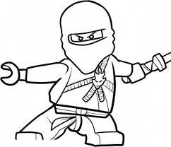 Download Lego Ninjago Coloring Pages