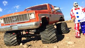 RC ADVENTURES - PULLER TRUCK For Captain Spaulding - CHEVROLET ...