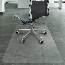 Flooring Materials For Office by Office Office Chair Mat With Hard Surface Chair Mat Also Plastic