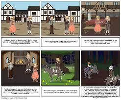 100 Sleepy Hollow House Storyboard By 976afb64