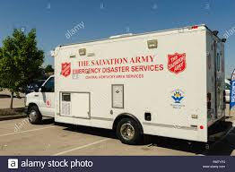 The Salvation Army Emergency Disaster Services Stock Photos & The ...
