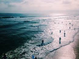 Beach Cali California Ocean Outdoors Summer Surf Wanderlust