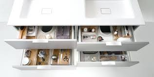 cuisines rangements bains rangement interieur tiroir rangement salle de bain amenagement