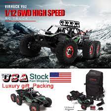 100 Rc Monster Truck For Sale Brushless RC Car 6WD For Children Gift 89 Slickdealsnet