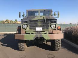 100 6x6 Military Truck 1989 Used BMY M931A2 Army 5 Ton At CNC Motors Inc Serving