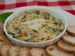 Copycat Olive Garden Hot Spinach and Artichoke Dip Recipe