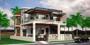 100 Bungalow Design India Modern Elevation Front House Map Frant Dizain