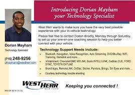 Tech Specialist   West Herr Nissan Of Lockport