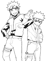 Anime Coloring Pages Good Book