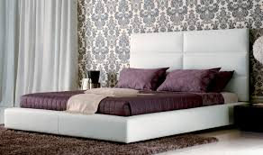 White King Headboard Upholstered by White Padded Headboard Clandestin Info Bedroom Paint Ideas Leather