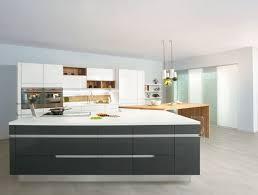 ilot central cuisine design cuisine design avec ilot central kirafes