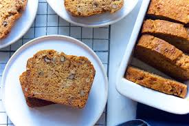 Healthy Maine Pumpkin Bread by A Short History Of Banana Bread Flourish King Arthur Flour
