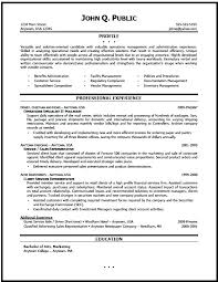 Operations Manager Resume Sample Professional
