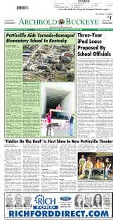 Full Issue For Design By Archbold Buckeye - Issuu Archbold Limos In Ohio Stops For Your Night Out Rossville Store History Sauder Village Saudervillage Twitter Staying At The Campground Youtube Full Issue Design By Buckeye Issuu Barn Restaurant Home Menu Prices 9362 County Road 23 For Sale Oh Trulia Near Our Home We Enjoy The Vil Flickr 5th Wheel 23649 F 43502 Estimate And 3 Photos 1 Reviews Rv With Me Doug