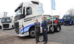 100 Harris Used Truck Parts Hartshorne Group Opens Volvo Used Trucks Centre In Walsall