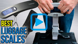 Eatsmart Precision Digital Bathroom Scale Canada by Top 10 Luggage Scales Of 2017 Video Review