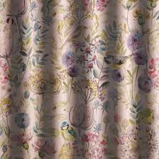 Fabric For Curtains Uk by Gordon Smith Malvern Ltd Voyage Morning Chorus Curtain Fabric