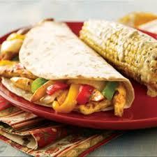 recette cuisine mexicaine fajitas mexicaines au poulet recettes de cuisine mexicaine