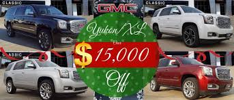 Classic Is THE Buick GMC Dealer In Metro Dallas For New & Used Cars