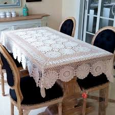 Vintage Lace Large Tablecloth Crochet Floral Table Cover Wedding ... Us 125 28 Offsunnyrain 1 Piece Cotton White Crochet Table Cloth Christmas Tablecloth For Ding Rectangle Crocheted Coffee Coverin Free Runner Or Pattern And Small Things Diy Ontrend Chair Socks 26 Creative Rug Patterns Allfreecrochetcom 62 The Funky Stitch Back Covers By Cara Medus Diagram Ja001 Annies Attic 1992 Crochet Romantic Ding Room Vol Ii Ebay Chair Cover Pattern Seat Sacks Pockets Ding China Lace Vintage Large Floral Cover Wedding