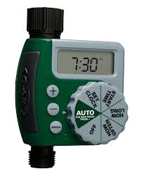 shop water timers at lowescom shop orbit mechanical hose faucet