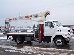 100 Ton Truck BOOM TRUCK 15 TON W 113 MAX REACH Broadway Rental Equipment Co