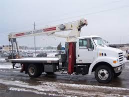 100 Rent A Bucket Truck BOOM TRUCK 15 TON W 113 MX RECH