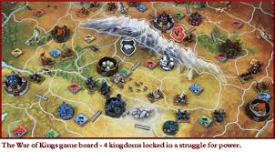 War Of Kings Is A 2 To 6 Player Medieval Strategy Board Game That Combines Exciting Combat With Well Balanced And Engaging Economic System