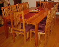 Charming Cherry Wood Dining Room Set European Interior Art Design Furthermore Sets In New Orleans 6