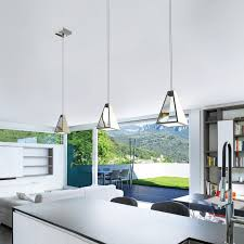 Kitchen Ideas Modern Cylinder Pendant Light Fresh Led Lights