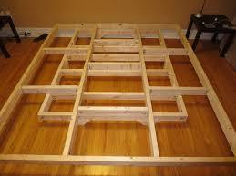 bed frames wallpaper full hd floating platform bed frame diy