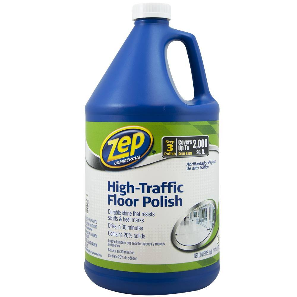 Zep Floor Finish Commercial High Traffic - 1gal