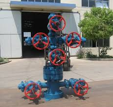 API 6A Wellhead Equipment Christmas Tree Image