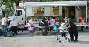100 Truck Finders Guest Column Silence Not An Option On Hunger