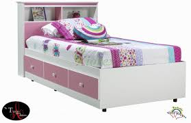 Aerobed 18 With Headboard by Full Storage Bed With Bookcase Headboard 18 Low Water Pressure