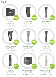 It Works Skin Products