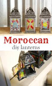 DIY Moroccan Lanterns Darice