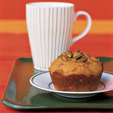 Cake Mix And Pumpkin Puree Muffins by Pumpkin Seed Muffins