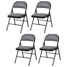 Set Of 4 Folding Chairs Fabric Upholstered Padded Seat 50 Pc Ivory Spandex Stretch Folding Arched Front Chair Covers Wedding Pair Of 1950s Heavy Steel Chairs By Samsonite 6 Pack Fabric Upholstered Padded Seat Metal Frame Fniture Black Cosco Oversized Set 4 Cushion Material Garden Upc 042952096731 Of 7 Sudden Comfort By Meco Deluxe Xl Fanback Case4 516592899 Neutral Recover Your Old 4pack