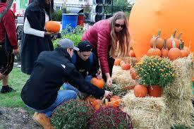 Nj Pumpkin Picking by Montclair State University Brings Fall Spirit To Campus