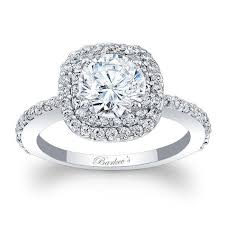 Great Square Diamond Rings