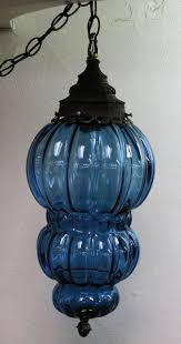 ed gein lshade factory pendant lighting vintage cathedral style
